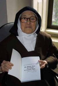 Suor Maria di Gesù, al secolo Lucia Dos Santos.