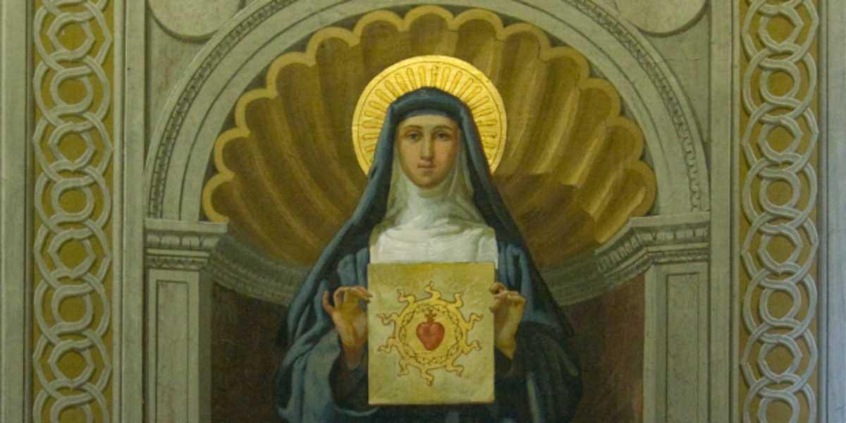 Margherita Maria Alacoque, la Santa del Sacro Cuore